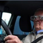 elderly driver smart car