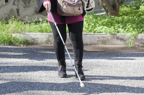 Innovative Smart Cane For The Blind With Facial