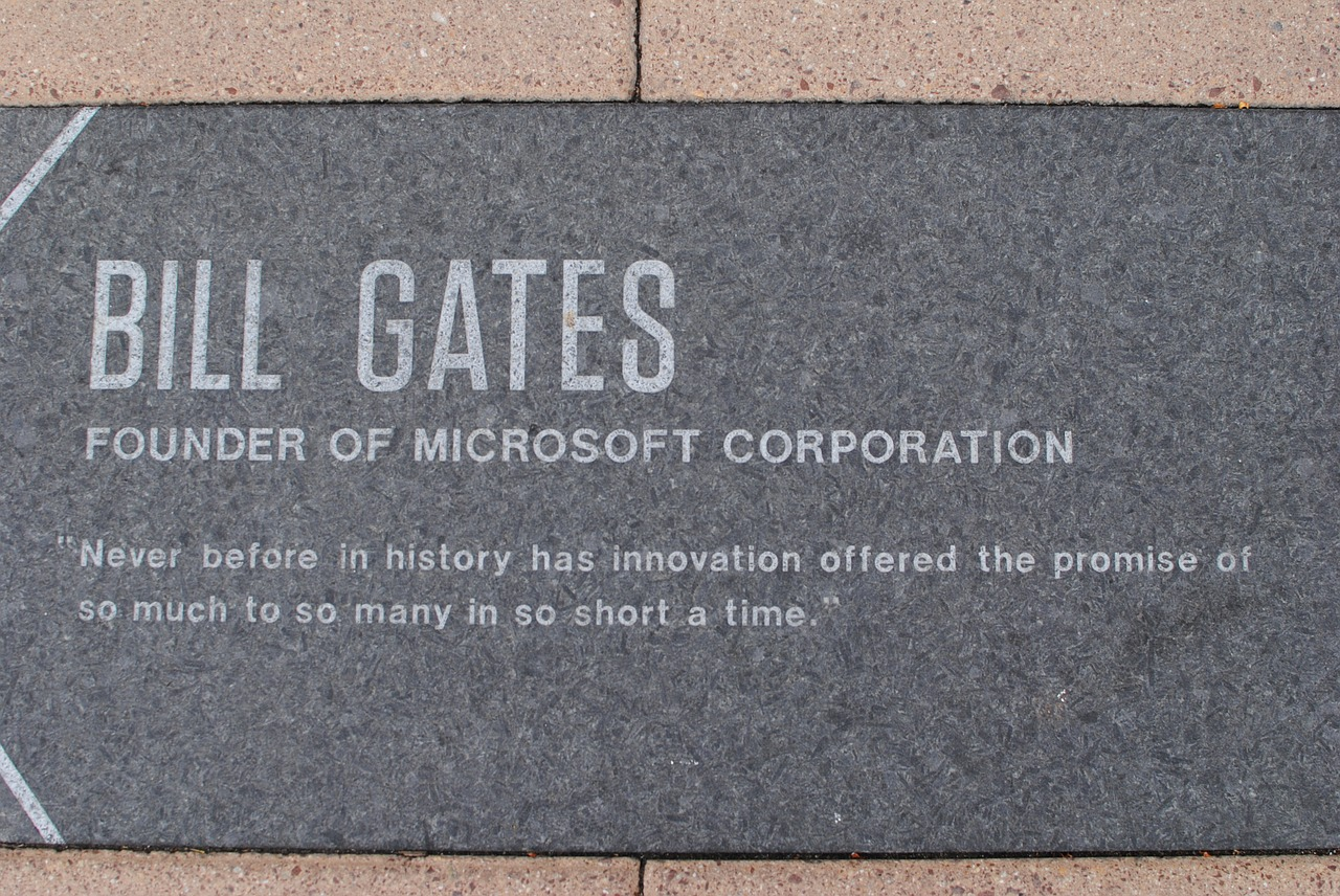 After the Paris Agreement Announcement: Bill Gates' Vision