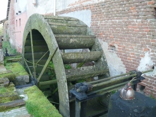 Water Wheels: Bygone Machines or Attractive Hydropower Converters?
