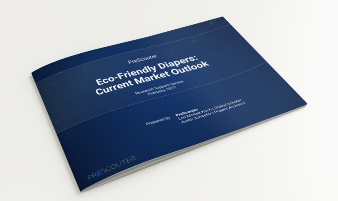 Eco-Friendly Diapers: Current Market Outlook