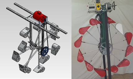 The Air Wheel: A New Take on an Old Energy Source
