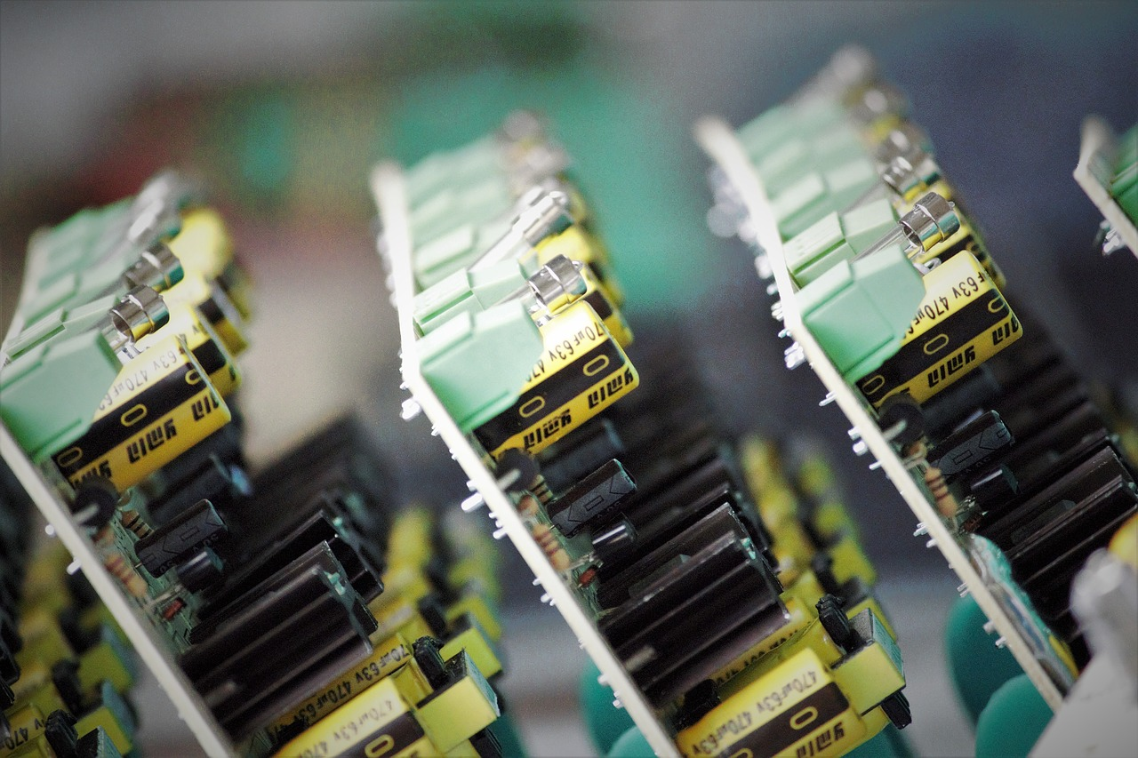 Attractive opportunities in the semiconductor industry
