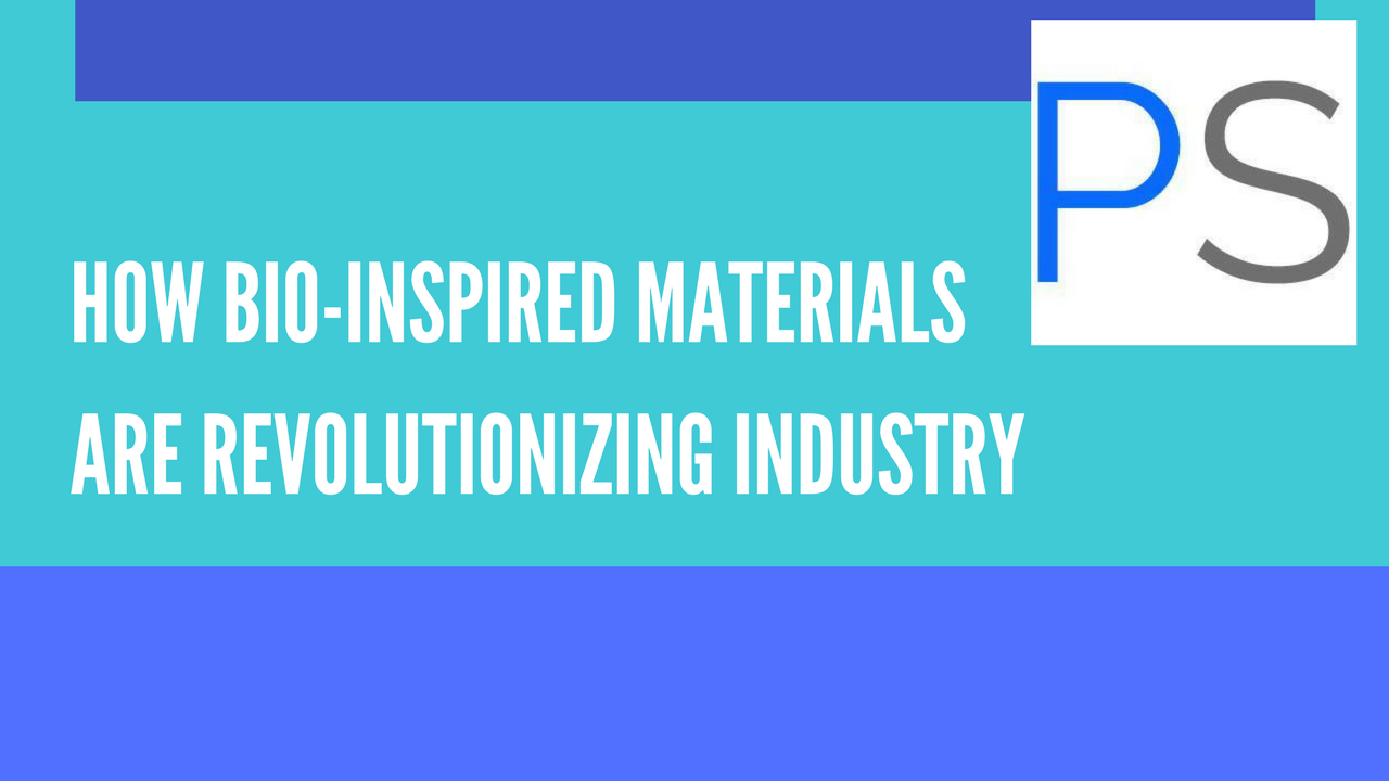 How bio-inspired materials are revolutionizing industry