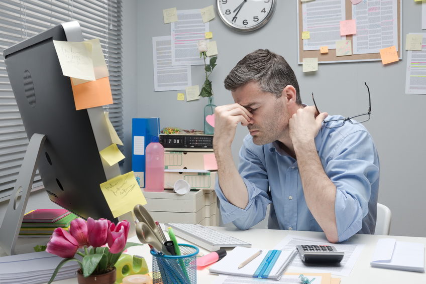 4 Ways Sleep Deprivation Affects Work Performance