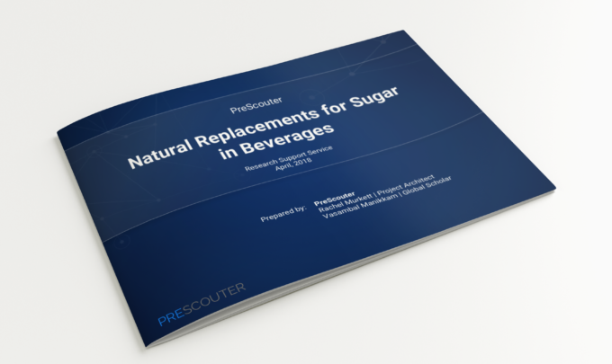 Natural Replacements for Sugar  in Beverages