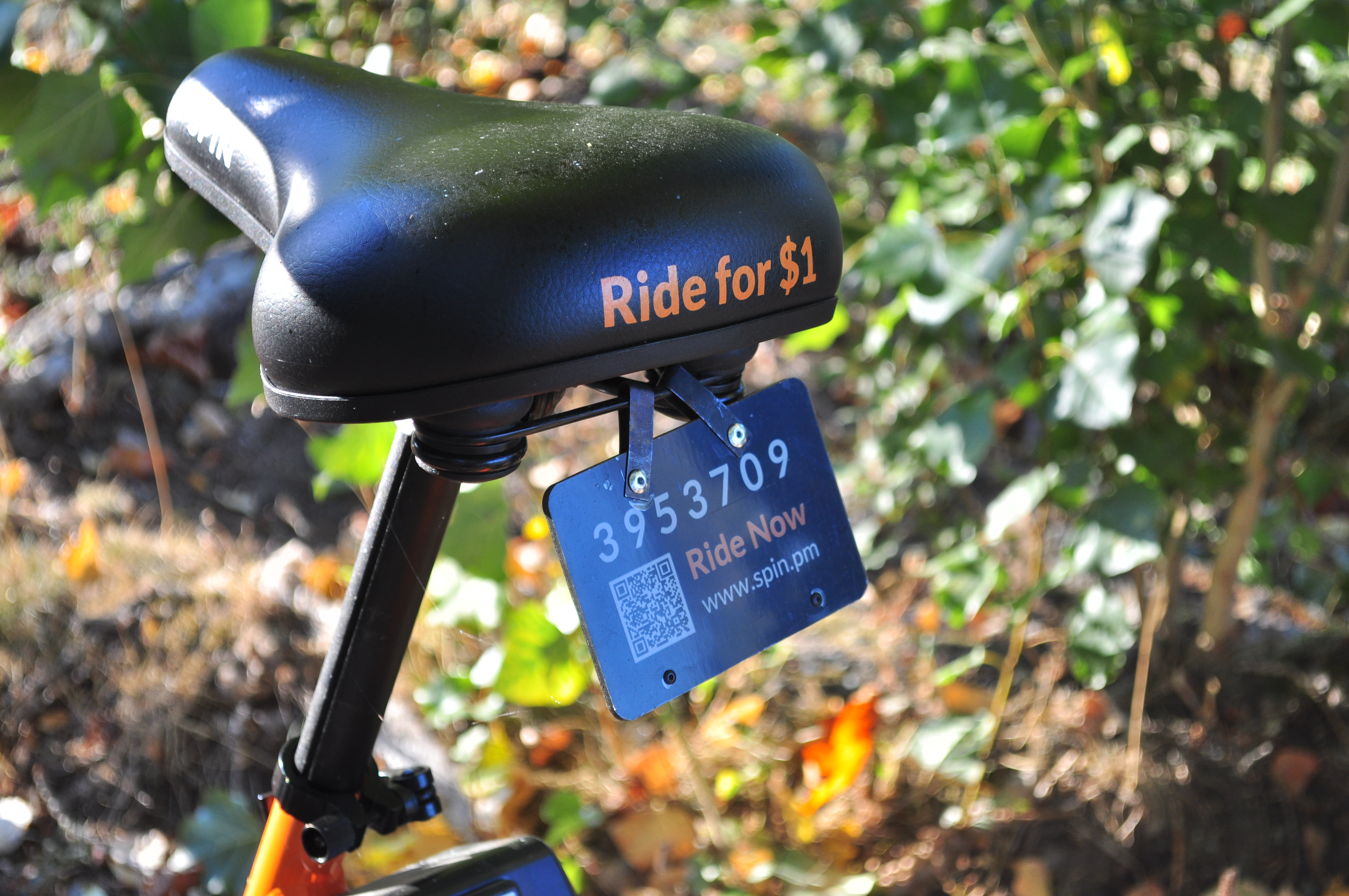 What keeps dockless bikes rolling?