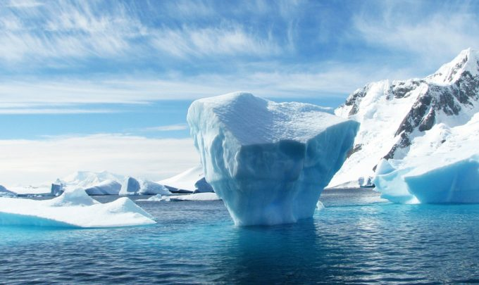 Icebergs in Africa! Ingenious or an excessive waste?