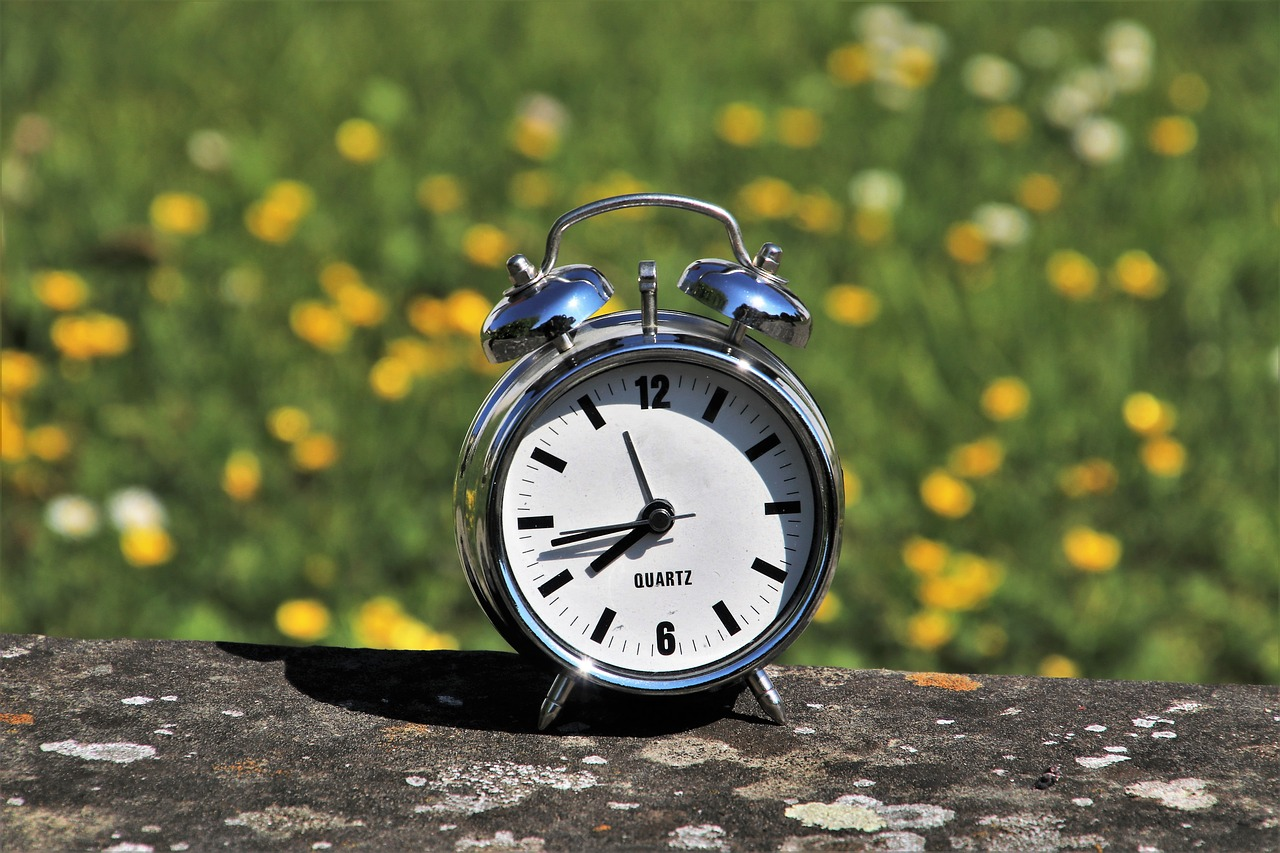 """As clocks """"spring forward"""", how will this affect your health and daily routine?"""