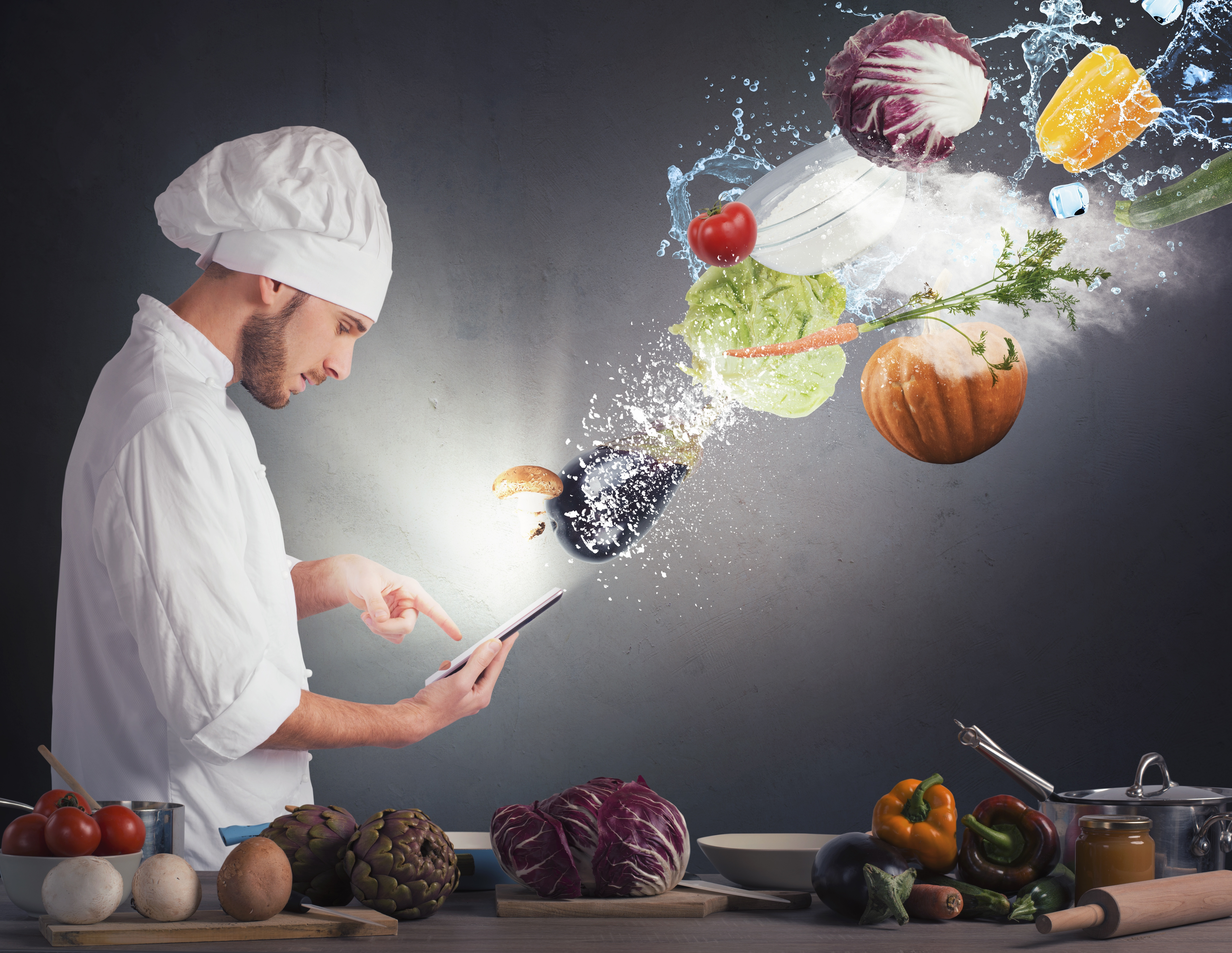 The future of flavor discovery & development: Big food data and AI