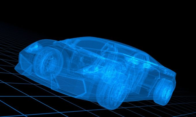 Automotive lightweight materials: The age of the composite