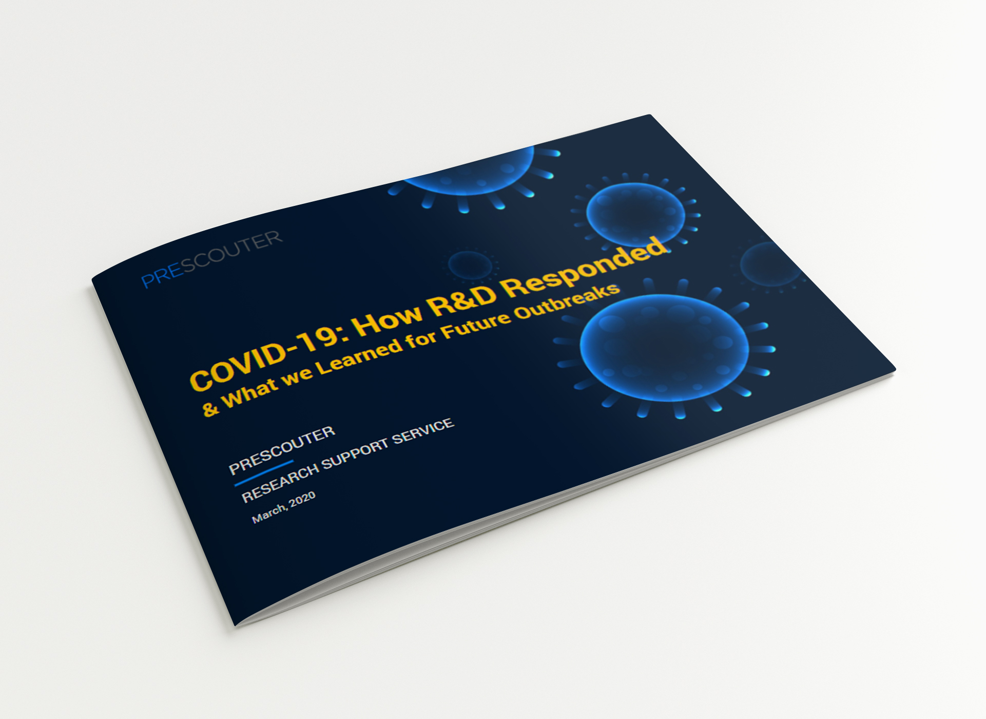 COVID-19: How R&D Responded & What We Learned for Future Outbreaks